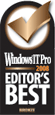Winner, Editor's Best Award, SharePoint Category