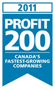 Top 200 Fastest-Growing Companies