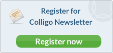 Register for the Colligo Newsletter. Register now