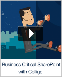 Video: Business Critical SharePoint with Colligo