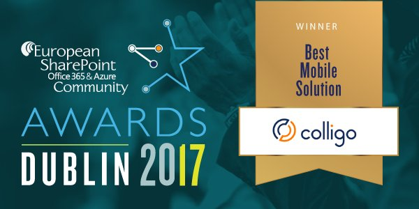 Best Mobile Solution – ESPC 2017 Community Awards
