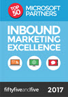 Top 50 Inbound Marketing Excellence