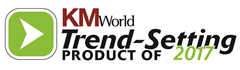 KMWorld Trend-Setting Product of 2017