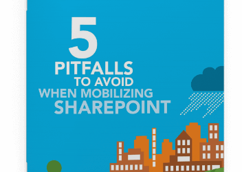 5 pitfalls to avoid when mobilizing SharePoint