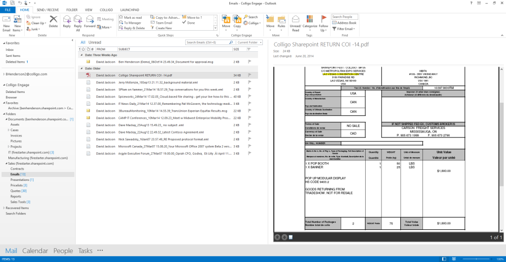 Outlook Preview-View-DS10
