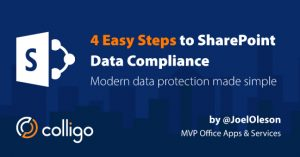 Webinar: 4 Easy Steps to Data Compliance in SharePoint