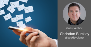 Christian Buckley on the Role of Email in Records Management