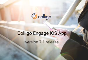 Colligo Engage iOS App v7.1 Release