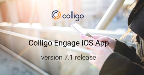 Colligo Engage iOS App v7.1 Release