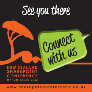 Colligo at New Zealand SharePoint Conference