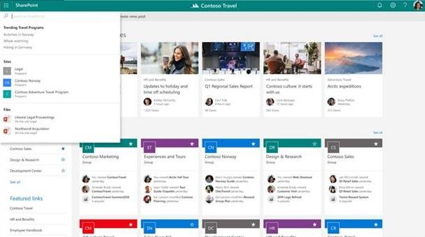 What's New in SharePoint/O365 Content Management & Collaboration: Our Vegas Report