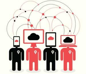 SharePoint-document-management | Photo Courtesy of ThinkStock http://www.thinkstockphotos.com/image/stock-illustration-cloud-sharing/466379229