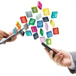 application-dev-partners | Photo Courtesy of ThinkStock http://www.thinkstockphotos.com/image/stock-photo-touch-screen-tablet-with-mobile-phone-of/178788783