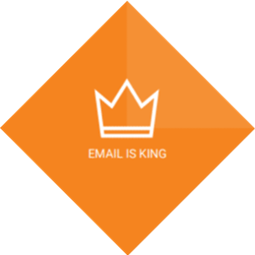 Email is still King.
