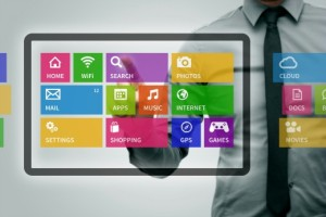 business-competitive-advantage | Photo Courtesy of ThinkStock http://www.thinkstockphotos.com/image/stock-photo-virtual-digital-tablet-with-colorful-app/466504499