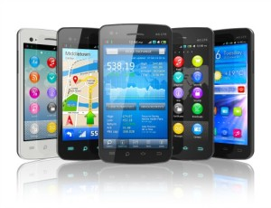 replacing-closed-collaboration | Photo Courtesy of ThinkStock http://www.thinkstockphotos.com/image/stock-photo-set-of-touchscreen-smartphones/152005308