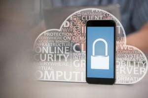 enterprise-data-security | Photo Courtesy of ThinkStock http://www.thinkstockphotos.com/image/stock-photo-cloud-computing-security-concept/462067855