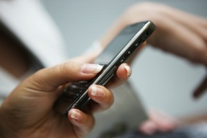 consumerization-of-IT | Photo Courtesy of ThinkStock http://www.thinkstockphotos.com/image/stock-photo-cellphone-xxl/132001315