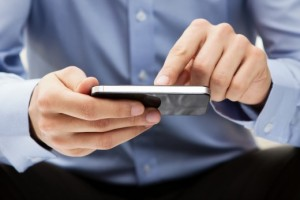 enterprise-mobility-trends | Photo Courtesy of ThinkStock http://www.thinkstockphotos.com/image/stock-photo-young-adult-using-a-smart-phone/136169892
