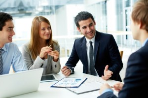 enterprise-social-tools-collaboration | Photo Courtesy of ThinkStock http://www.thinkstockphotos.com/image/stock-photo-meeting/164123455