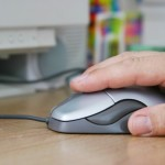 mitigate-ediscovery-risks | Photo Courtesy of ThinkStock http://www.thinkstockphotos.com/image/stock-photo-mouse-and-hand/176819560