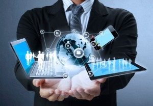 mobile-ECM-access | Photo Courtesy of ThinkStock http://www.thinkstockphotos.com/image/stock-photo-technology-in-the-hands/178976393/