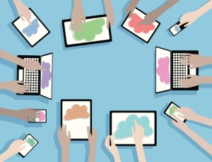 mobile-device-management-evolution   Photo Courtesy of ThinkStock http://www.thinkstockphotos.com/image/stock-illustration-byod-bring-your-own-device-computers/454935353/