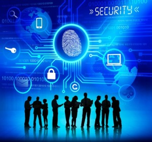 mobile-device-management | Photo Courtesy of ThinkStock http://www.thinkstockphotos.com/image/stock-photo-silhouettes-of-business-people-and-security/496703135