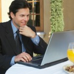 mobile-employees-at-the-office | Photo Courtesy of ThinkStock http://www.thinkstockphotos.com/image/stock-photo-mid-adult-business-man-working-on-laptop-at/82636256
