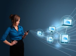 sharepoint-mobile-third-party-vendors | Photo Courtesy of Depositphotos http://depositphotos.com/28432081/stock-photo-Pretty-lady-typing-on-smartphone-with-cloud-computing.html?sq=2dw7ch