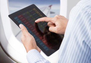 sharepoint-outlook-mobile | Photo Courtesy of ThinkStock http://www.thinkstockphotos.com/image/stock-photo-businessman-checking-stock-market-on-tablet/186020875